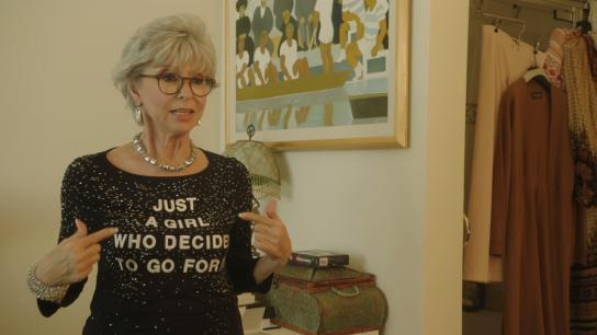 Rita Moreno: Just a Girl Who Decided to Go for It (2021) Image