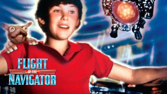 Flight of the Navigator (1986) Image