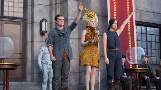 The Hunger Games: Catching Fire (2013) Image