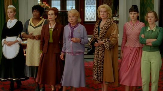 8 Women (2002) Image