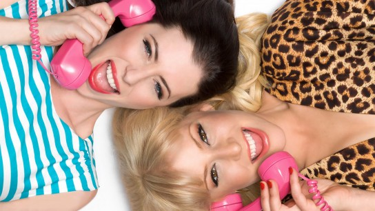 For a Good Time, Call... (2012) Image