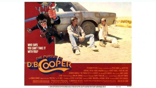 The Pursuit of D.B. Cooper (1981) Image