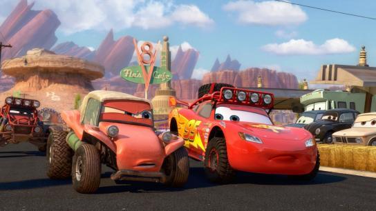 The Radiator Springs 500 ½ (2014) Image
