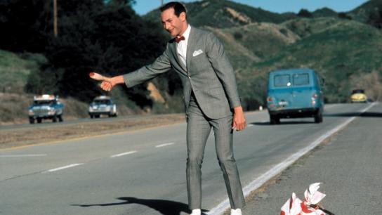 Pee-wee's Big Adventure (1985) Image