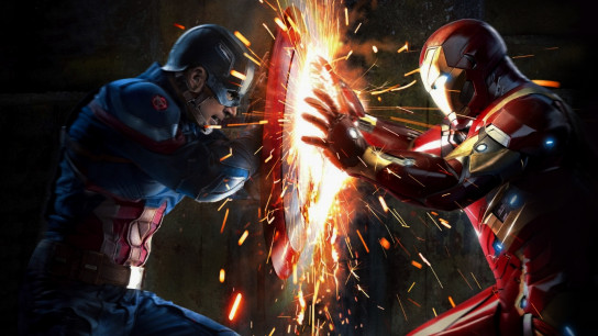 Captain America: The Road to Civil War (2016) Image