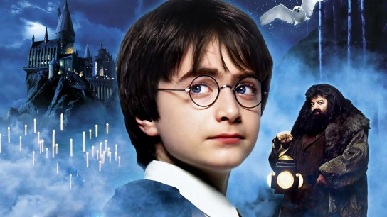 Harry Potter and the Philosopher's Stone (2001) Image