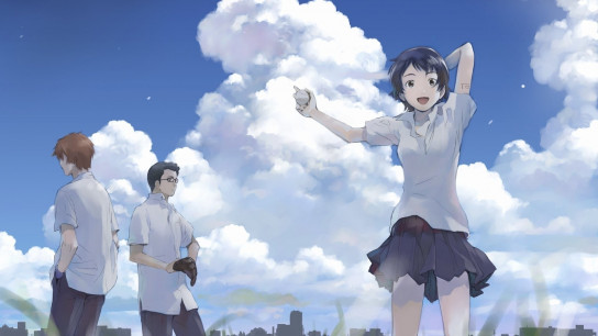 The Girl Who Leapt Through Time (2007) Image