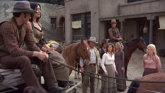 The Magnificent Seven Ride! (1972) Image