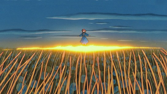 Nausicaä of the Valley of the Wind (1984) Image
