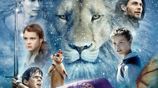 The Chronicles of Narnia: The Voyage of the Dawn Treader (2010) Image