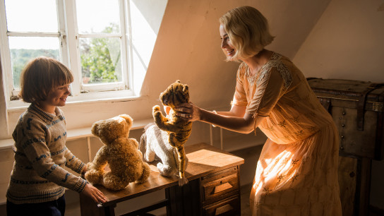 Goodbye Christopher Robin (2017) Image