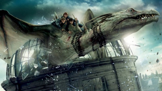 Harry Potter and the Deathly Hallows: Part 2 (2011) Image