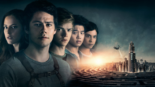 Maze Runner: The Death Cure (2018) Image