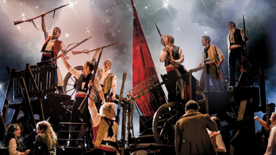Les Misérables in Concert - The 25th Anniversary Image