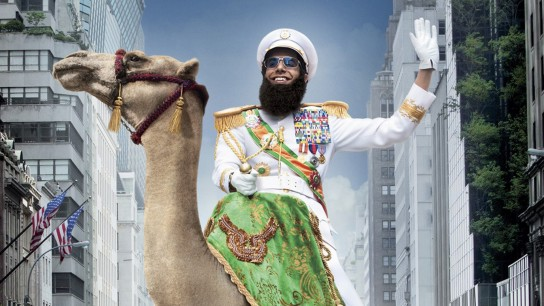 The Dictator (2012) Image