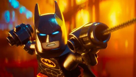 The Lego Batman Movie (2017) Image