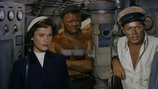 Hell and High Water (1954) Image