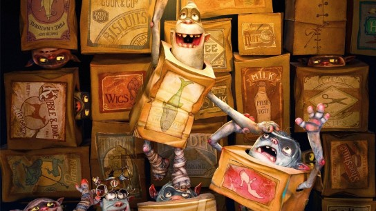The Boxtrolls (2014) Image
