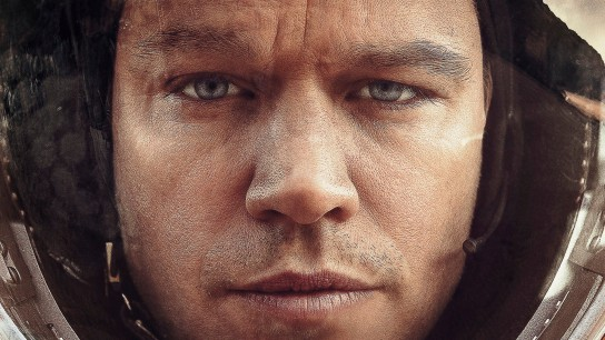 The Martian (2015) Image