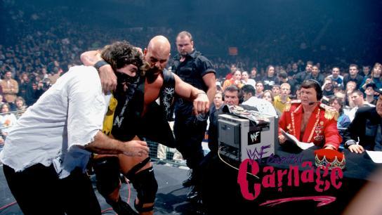 WWE Capital Carnage (1998) Image