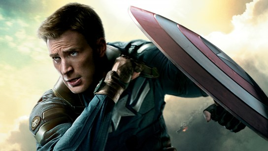 Captain America: The Winter Soldier (2014) Image