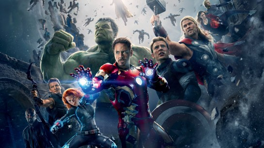 Avengers: Age of Ultron (2015) Image
