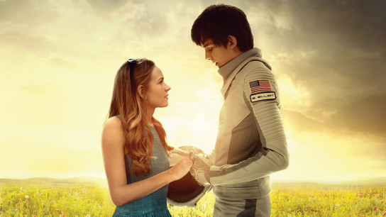 The Space Between Us (2017) Image