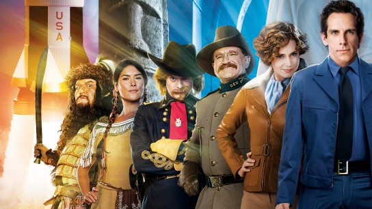 Night at the Museum: Battle of the Smithsonian (2009) Image
