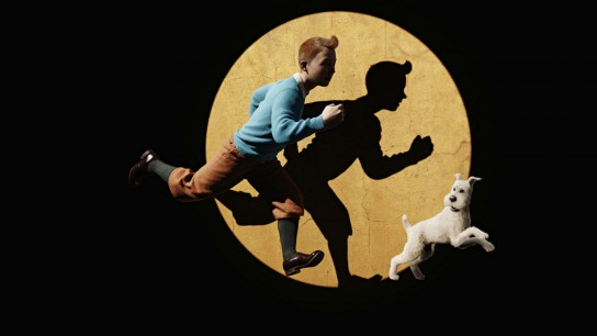 The Adventures of Tintin (2011) Image