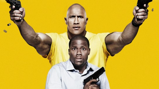 Central Intelligence (2016) Image