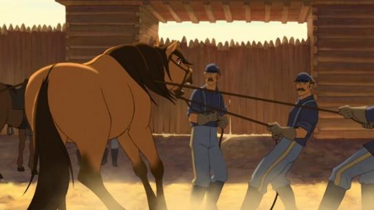 Spirit: Stallion of the Cimarron (2002) Image