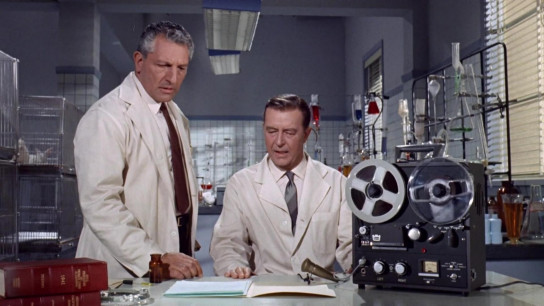 X: The Man with the X-Ray Eyes (1963) Image