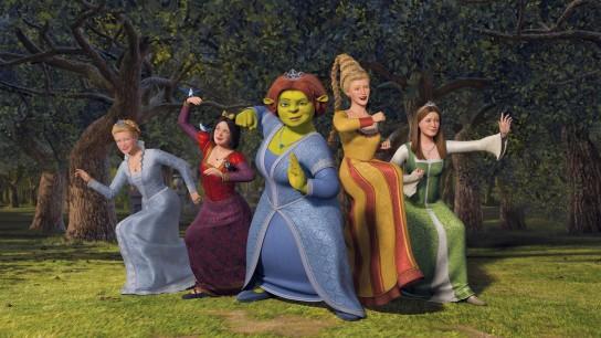 Shrek the Third (2007) Image