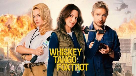 Whiskey Tango Foxtrot (2016) Image