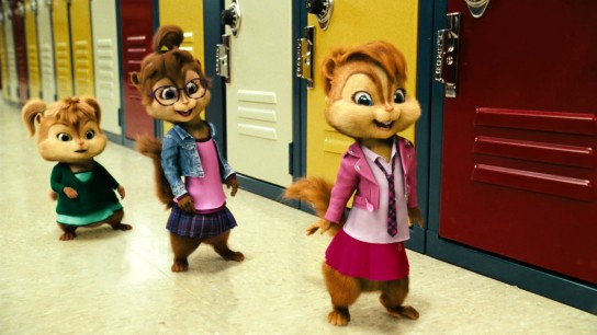 Alvin and the Chipmunks: The Squeakquel (2009) Image