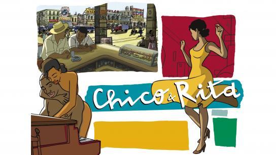 Chico & Rita (2012) Image