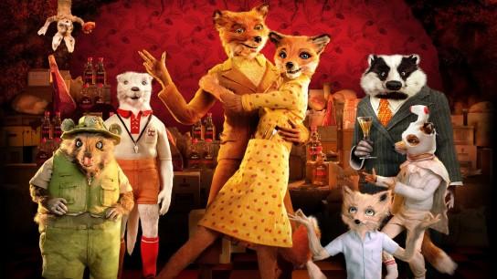 Fantastic Mr. Fox (2009) Image