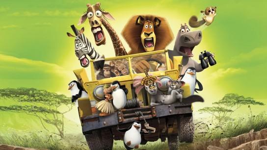 Madagascar: Escape 2 Africa (2008) Image