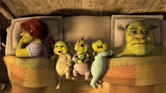 Shrek Forever After (2010) Image