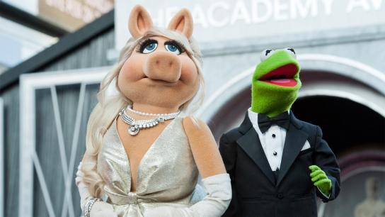 The Great Muppet Caper (1981) Image