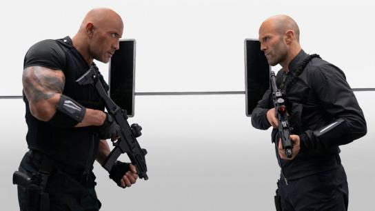 Fast & Furious Presents: Hobbs & Shaw (2019) Image