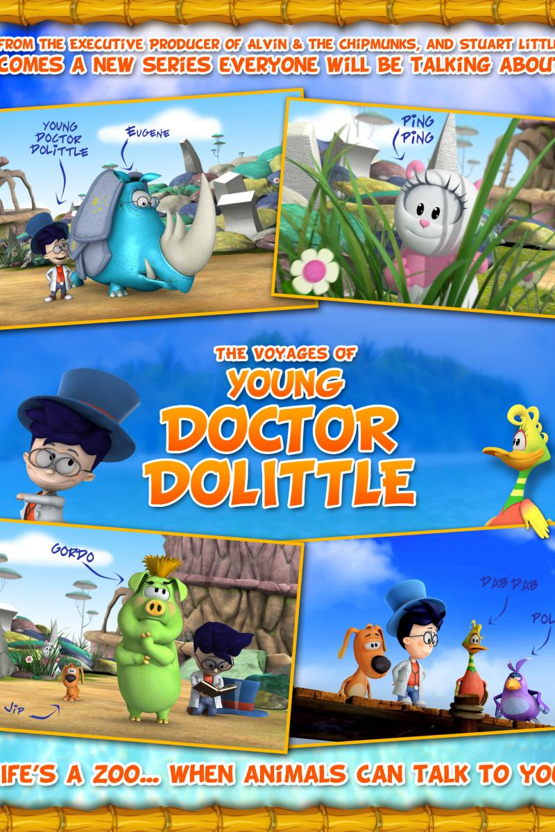 The Voyages of Young Doctor Dolittle (2011)