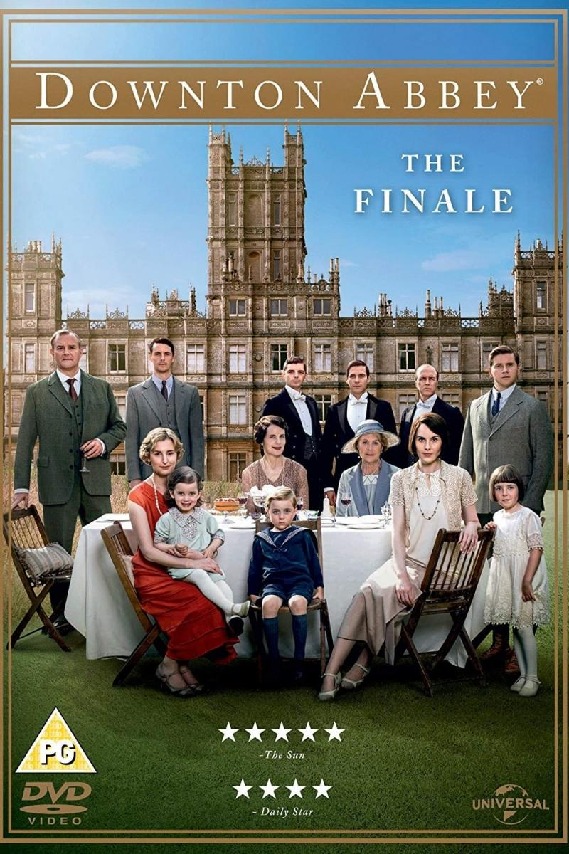 Downton Abbey: The Finale (2016)