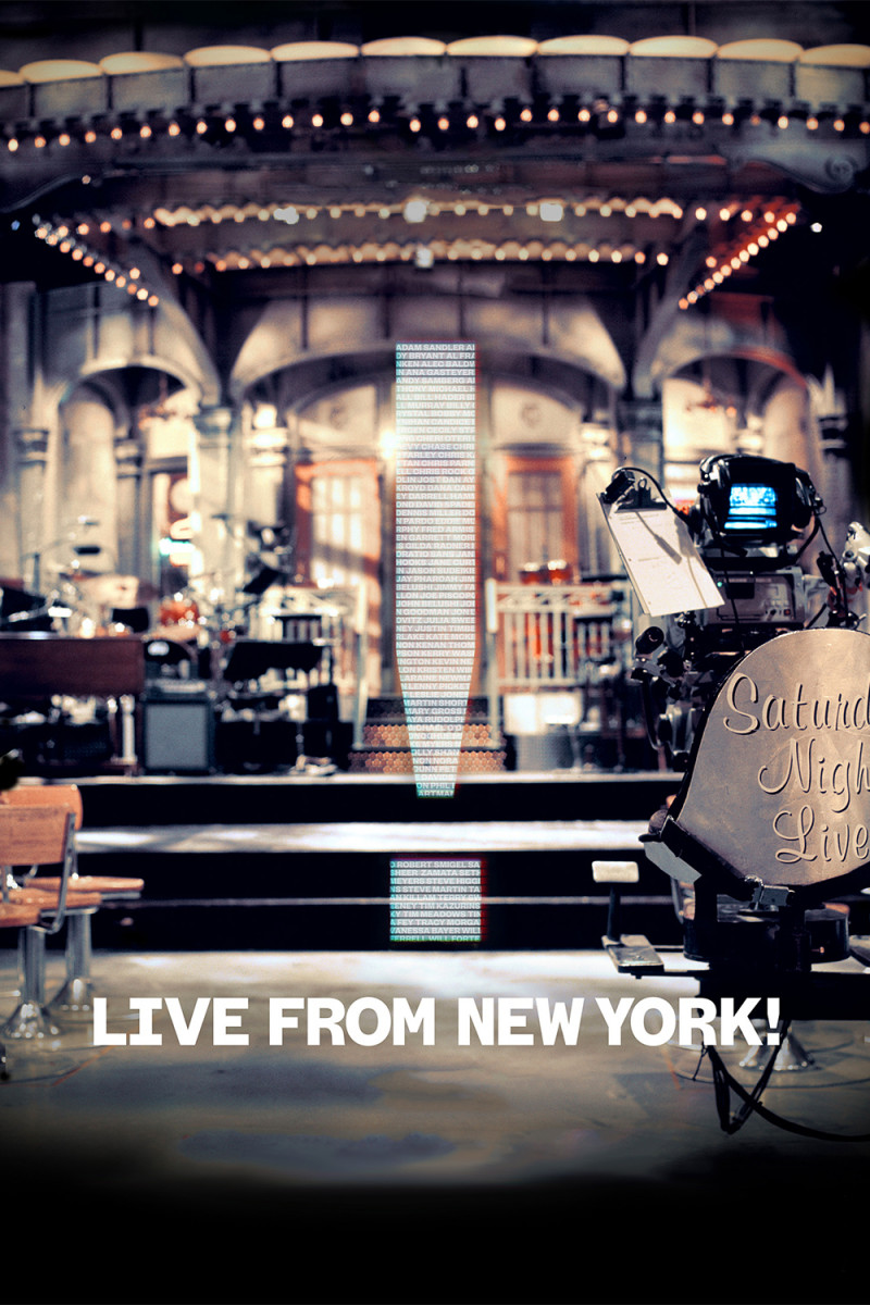Live from New York! (2015)