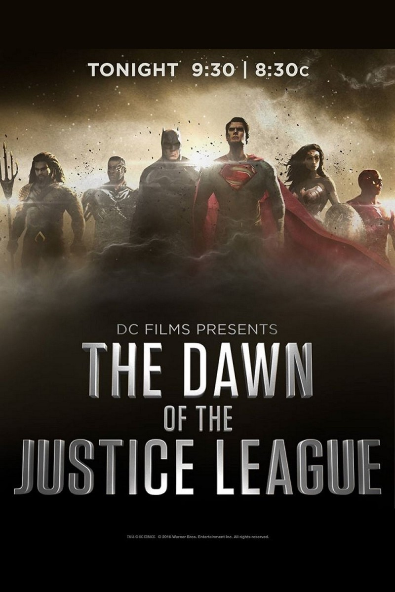 DC Films Presents Dawn of the Justice League (2016)