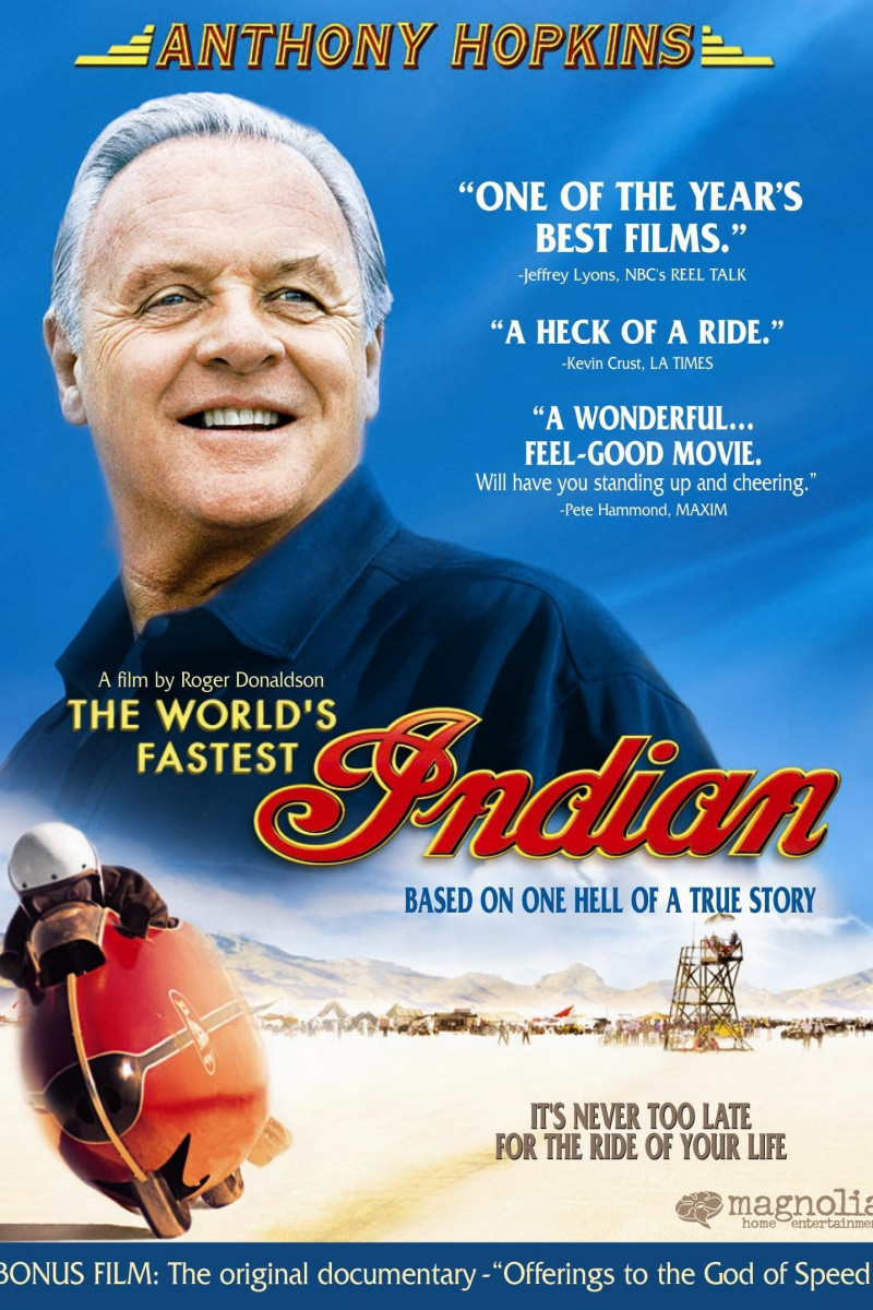 The World's Fastest Indian (2005)