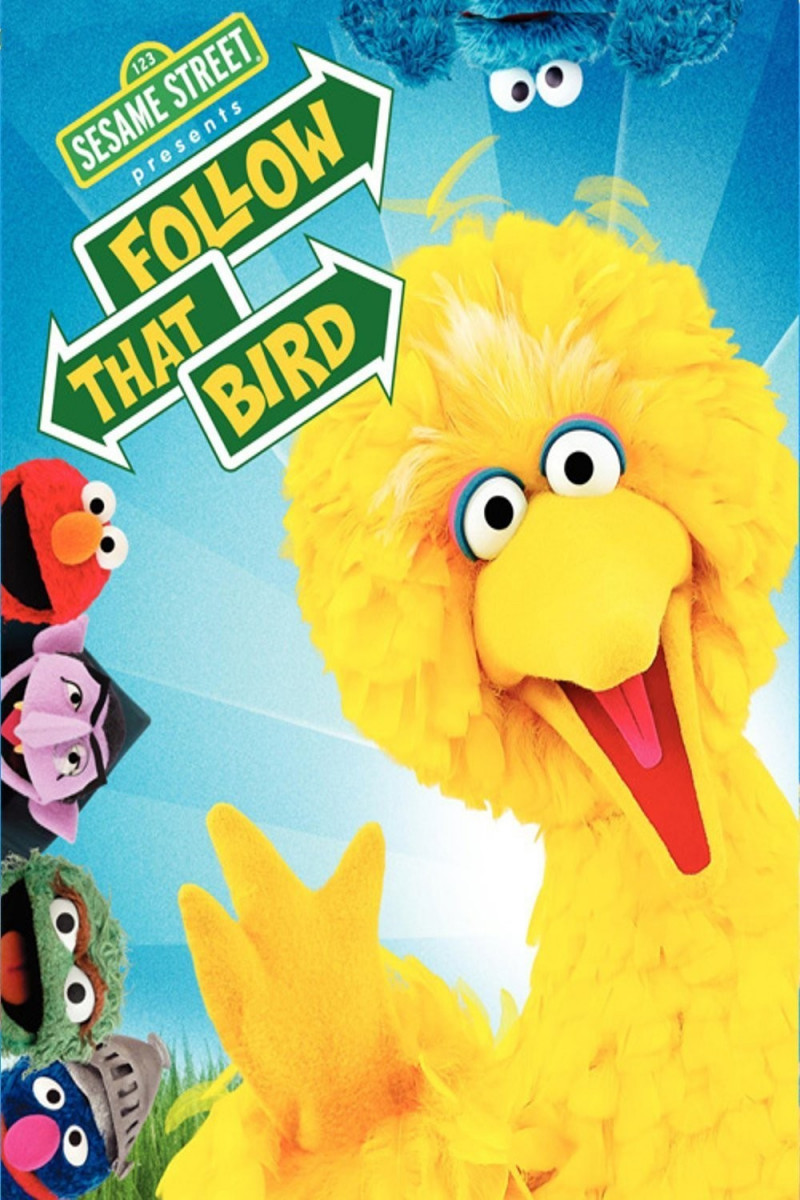 Sesame Street Presents Follow That Bird (1985)