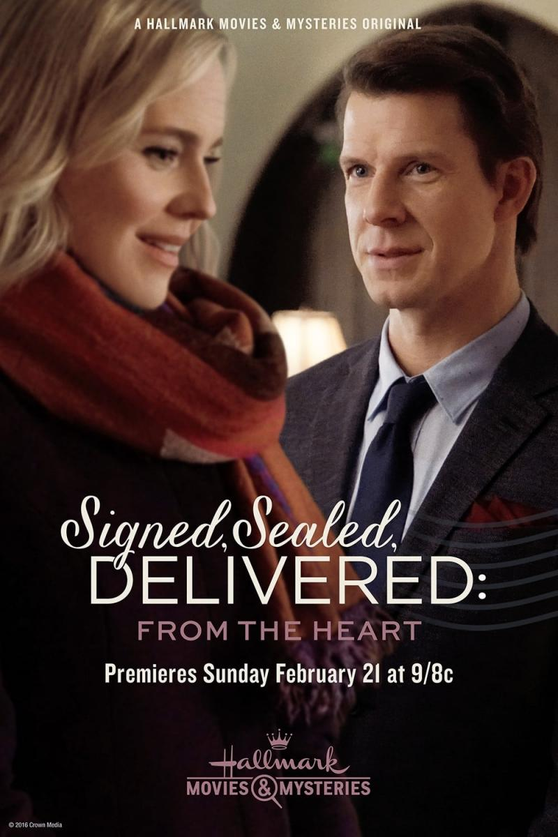 Signed, Sealed, Delivered: From the Heart (2016)