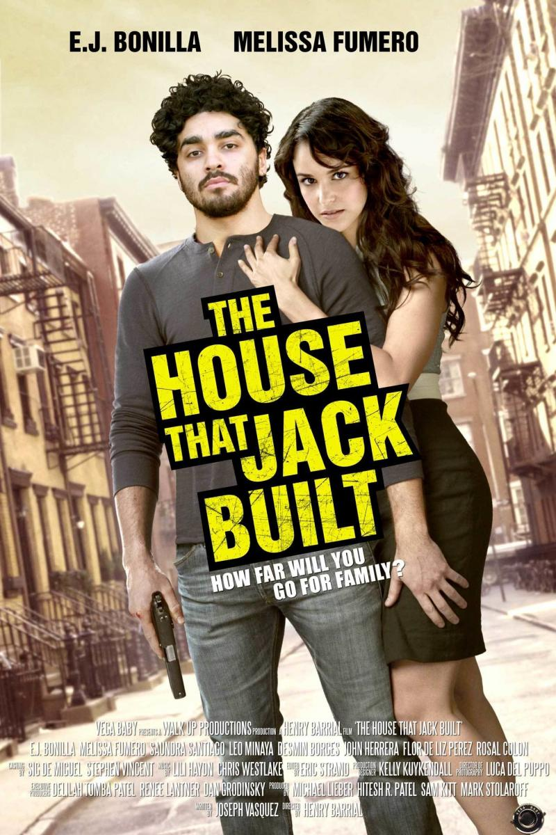 The House That Jack Built (2015)