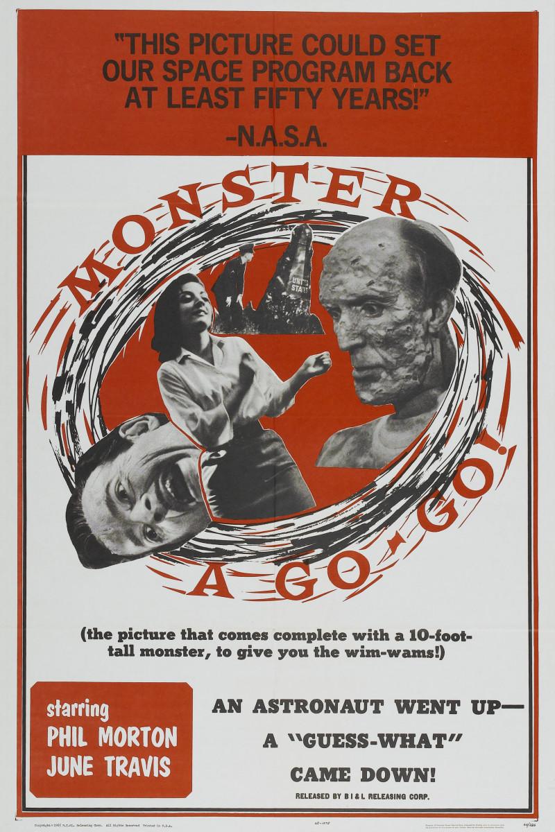 Monster a-Go Go (1965)